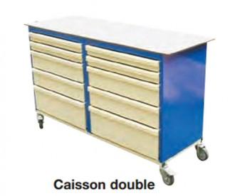 Chariot caisson médical - Devis sur Techni-Contact.com - 2