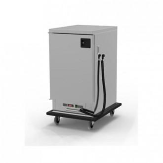 Chariot chaud inox - Devis sur Techni-Contact.com - 1