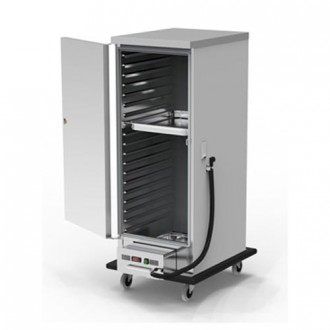 Chariot chaud inox - Devis sur Techni-Contact.com - 2