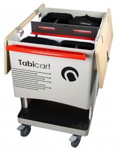 Chariot classe mobile avec sacoches de transport - Devis sur Techni-Contact.com - 1