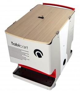 Chariot classe mobile avec sacoches de transport - Devis sur Techni-Contact.com - 3