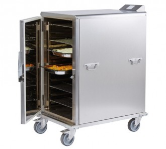 Chariot cuisine en acier inoxydable - Devis sur Techni-Contact.com - 2