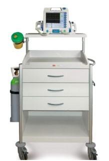 Chariot d'urgence - Devis sur Techni-Contact.com - 1