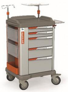 Chariot d'urgence médical - Devis sur Techni-Contact.com - 2