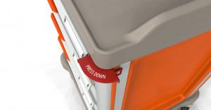 Chariot d'urgence médical - Devis sur Techni-Contact.com - 3