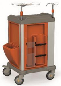 Chariot d'urgence médical - Devis sur Techni-Contact.com - 4