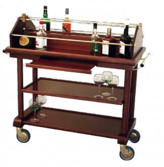 Chariot de boissons alcoolisées - Devis sur Techni-Contact.com - 1