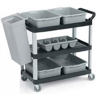 Chariot de cuisine 120 Kg - Devis sur Techni-Contact.com - 1
