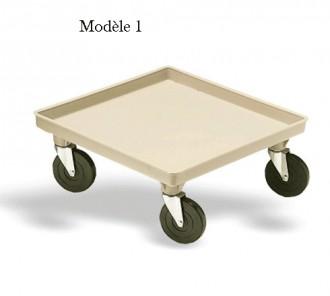Chariot de cuisine avec / sans guidon - Devis sur Techni-Contact.com - 1