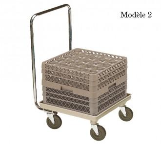Chariot de cuisine avec / sans guidon - Devis sur Techni-Contact.com - 2
