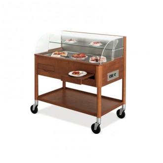 Chariot de cuisine réfrigéré - Devis sur Techni-Contact.com - 2