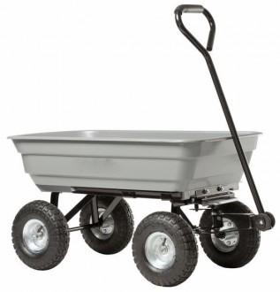 Chariot de jardinage manuel - Devis sur Techni-Contact.com - 1