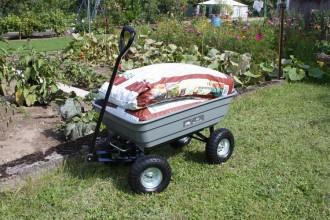 Chariot de jardinage manuel - Devis sur Techni-Contact.com - 2