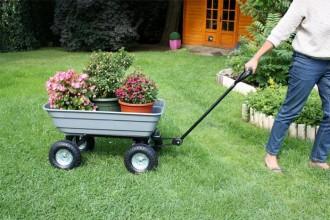 Chariot de jardinage manuel - Devis sur Techni-Contact.com - 4