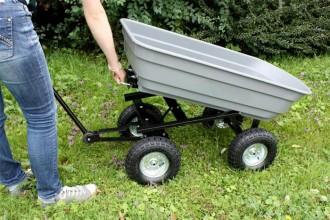 Chariot de jardinage manuel - Devis sur Techni-Contact.com - 6