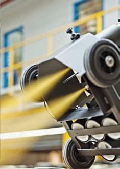 Chariot de traçage de lignes au sol - Devis sur Techni-Contact.com - 2