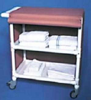 Chariot de linge 2 étagères - Devis sur Techni-Contact.com - 1