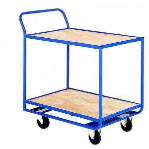 Chariot de magasinage - Devis sur Techni-Contact.com - 1