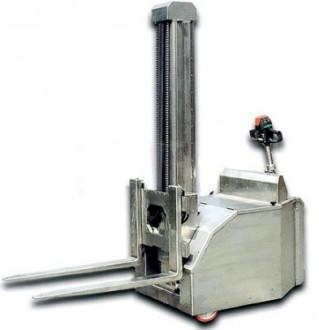 Chariot de manutention électrique - Devis sur Techni-Contact.com - 4