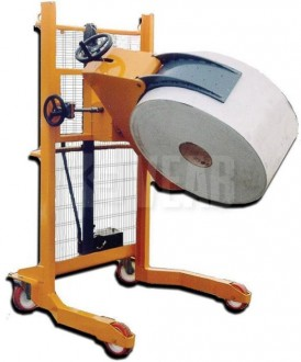 Chariot de manutention pour bobine - Devis sur Techni-Contact.com - 1