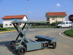 Chariot de manutention radiocommandé d'une portée de 5000 kg - Devis sur Techni-Contact.com - 3
