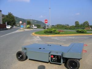 Chariot de manutention radiocommandé d'une portée de 5000 kg - Devis sur Techni-Contact.com - 4