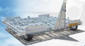 Chariot de palette 305 cm - Devis sur Techni-Contact.com - 10