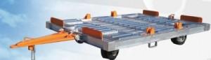 Chariot de palette 305 cm - Devis sur Techni-Contact.com - 11
