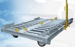 Chariot de palette 305 cm - Devis sur Techni-Contact.com - 2