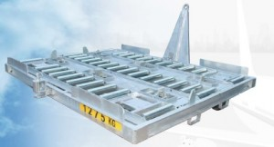 Chariot de palette 305 cm - Devis sur Techni-Contact.com - 9