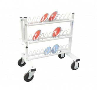 Chariot de rangement disques - Devis sur Techni-Contact.com - 1