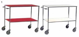 Chariot de service pour hôpital - Devis sur Techni-Contact.com - 1