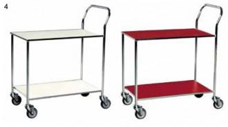 Chariot de service pour hôpital - Devis sur Techni-Contact.com - 4