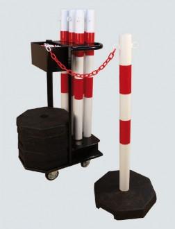Chariot de stockage poteaux - Devis sur Techni-Contact.com - 2