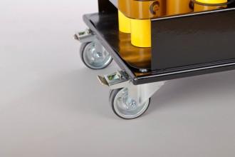 Chariot de stockage poteaux - Devis sur Techni-Contact.com - 4