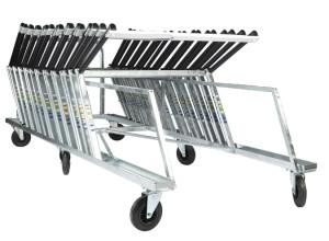 Chariot de transport haies de compétition - Devis sur Techni-Contact.com - 1