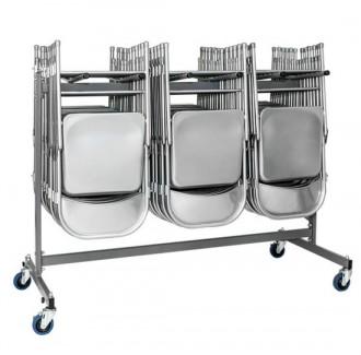 Chariot de transport pour chaise empilable - Devis sur Techni-Contact.com - 1