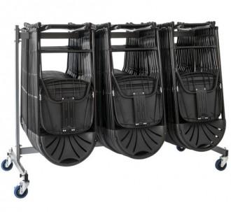 Chariot de transport pour chaise empilable - Devis sur Techni-Contact.com - 2