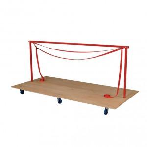 Chariot de transport pour tapis vertical - Devis sur Techni-Contact.com - 1