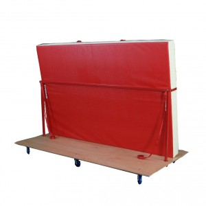 Chariot de transport pour tapis vertical - Devis sur Techni-Contact.com - 2