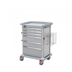 Chariot de soins et de pansements PRECISO - Devis sur Techni-Contact.com - 3