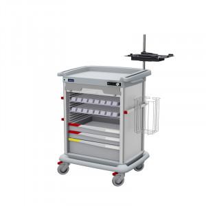 Chariot distribution des médicaments - Devis sur Techni-Contact.com - 1