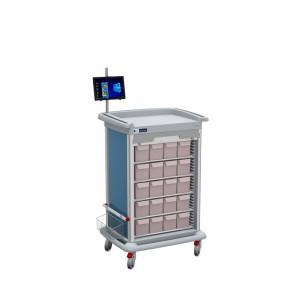 Chariot distribution des médicaments - Devis sur Techni-Contact.com - 4