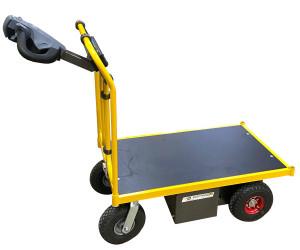 Chariot électrique compact pour transport de charges - Devis sur Techni-Contact.com - 1