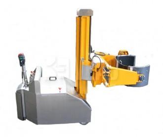 Chariot électrique pour fûts - Devis sur Techni-Contact.com - 1