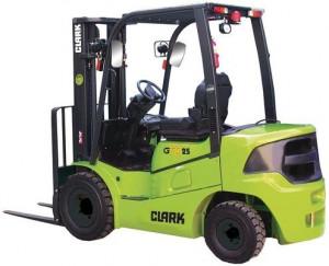 Chariot élévateur avec 4 roues - Devis sur Techni-Contact.com - 1