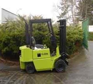 Chariot élévateur Clark diesel - Devis sur Techni-Contact.com - 1