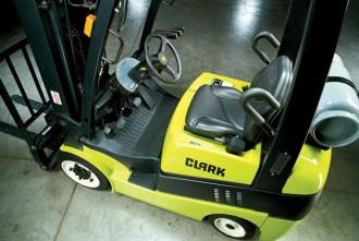 Chariot élévateur clark électrique - Devis sur Techni-Contact.com - 3