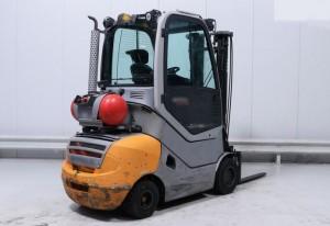 Chariot élévateur d'occasion gaz Still 3500 kg - Devis sur Techni-Contact.com - 2