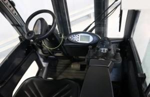 Chariot élévateur d'occasion gaz Still 3500 kg - Devis sur Techni-Contact.com - 3